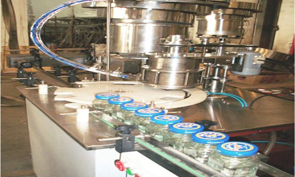 50-500ml Honey Filling Line, Machine ng Bottling ng Honey, Machine ng Pag-iingat sa Jar Jar