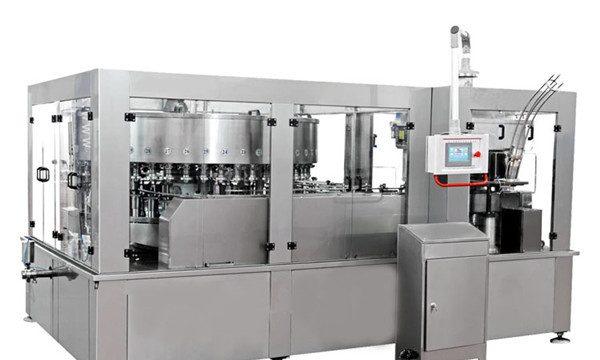 Ang Aluminyo ay Maaaring Punan ang Machine Para sa Enerhiya Uminom ng Soft Inumin