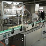 Awtomatikong Glass Jar Honey Filling Capping Machine
