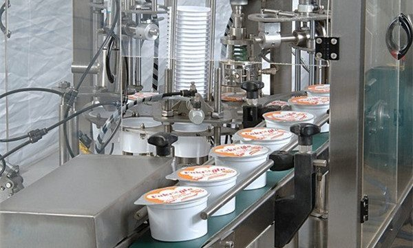 Ang Awtomatikong Ice Cream Cup Filling Sealing Machine