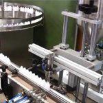 Chemical Awtomatikong Bottle Pagpuno Capping Machine