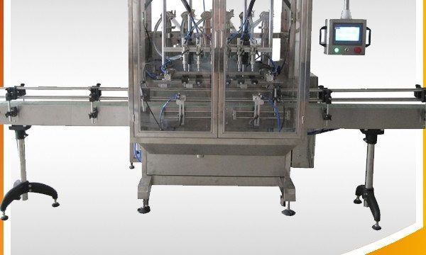 Awtomatikong Olive Oil And Cream At Liquid Filling Machine