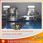 5L ~ 30L Pesticide, Edible Oil Weighing & Filling machine
