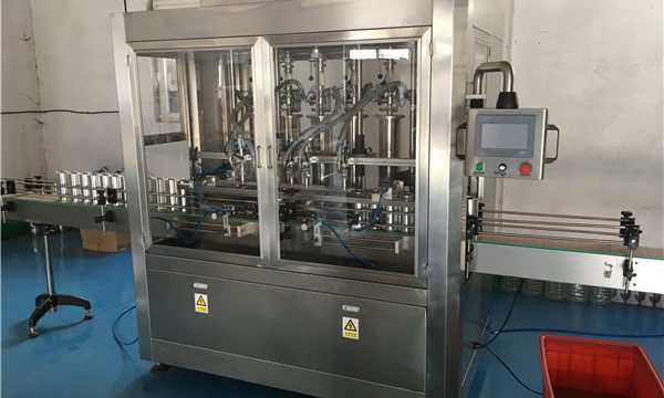 Murang Shampoo Filling Machine Gold Supplier