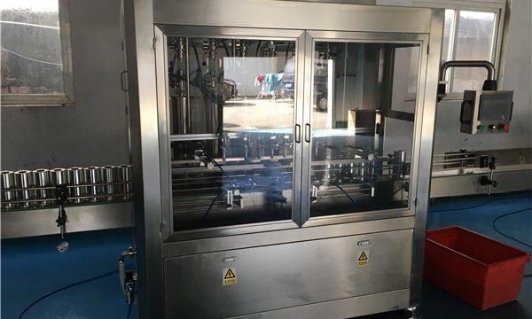 Mataas na Kalidad ng Buong Awtomatikong Sauce Filling Machine