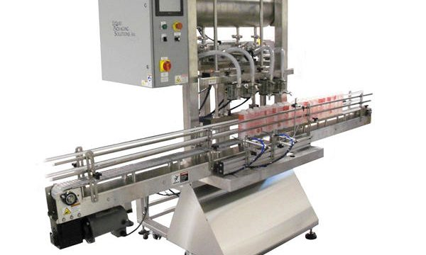 Awtomatikong Bottle Piston Filling Machine