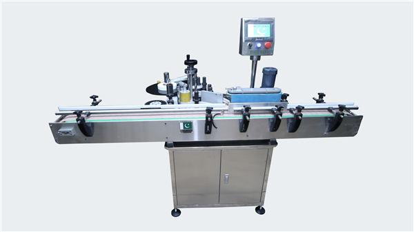 Awtomatikong Round Bottle / Square Bottle Labeling Machine