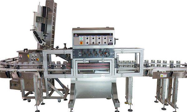 Pneumatic Pump Awtomatikong Hot Sauce Filling Machine