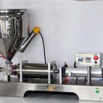 Manu-manong Sauce Pagpuno ng Machine para sa Mga Pag-ibig