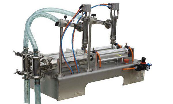 Ang Semi-Awtomatikong Sachet Liquid Soap Filling Machine