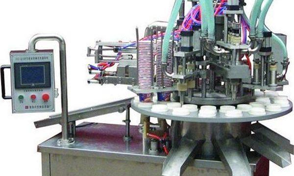 Awtomatikong Kosmetiko Ointment / Cream na Pagpuno ng Machine