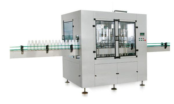Eight-head Awtomatikong Linear Piston Liquid Soap Filling Machine