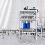 Nako-customize na ESDF Series 100-1000L Kapasidad Big Drum Awtomatikong Pagpuno ng Machine