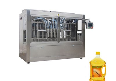 8000BPH Awtomatikong Coconut Oil Filling Machine Line