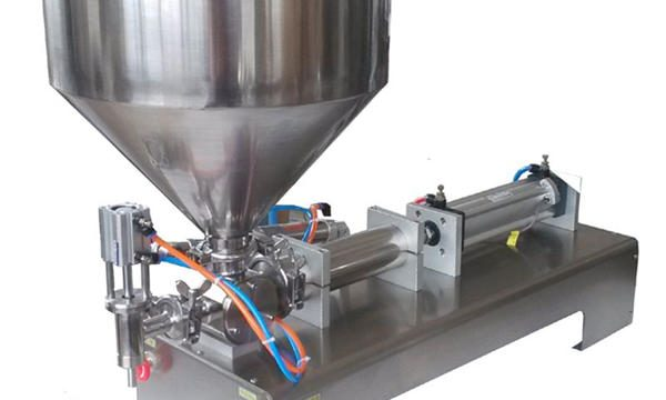 Manwal na Presyo ng Pabrika Pneumatic Paste na Pagpuno ng Machine