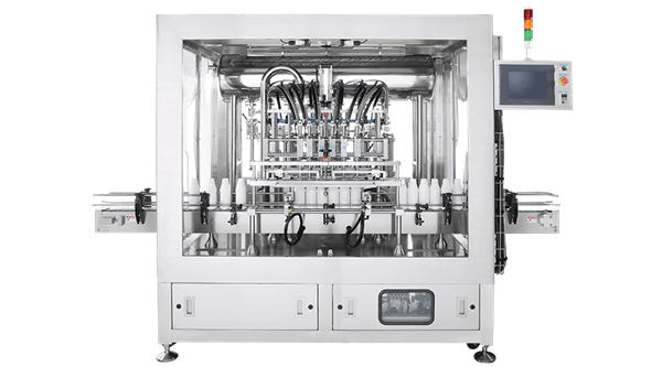 Piston Liquid Filling Machine